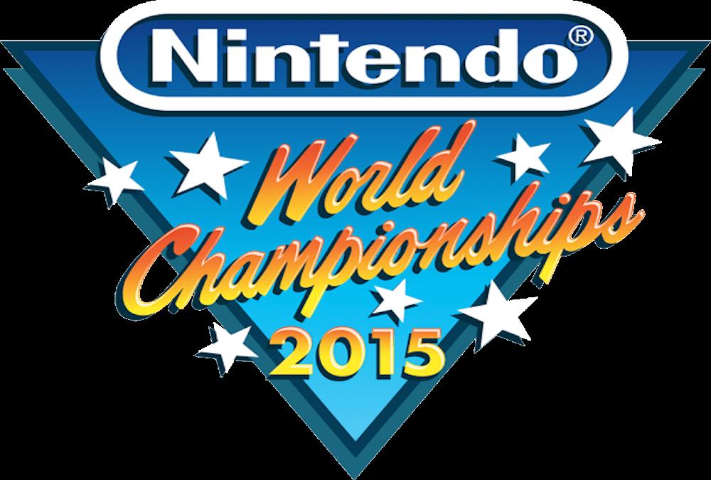 Nintendo World Championships Logo