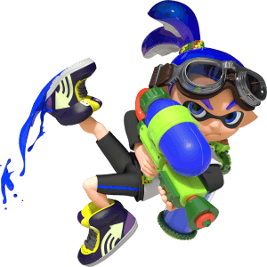 Splatoon Boy Image