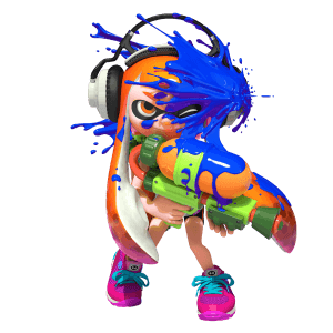 Splatoon Girl Image